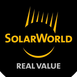 SolarWorld-Real Value Logo